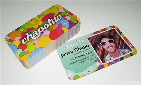 creative,fancy,multi color,spot uv,stylish business card