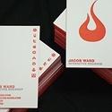Personal Letterpress Card