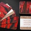 Silk Laminated Card