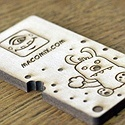 MacomiX - Creative Wooden Cards