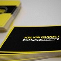 Kelvin Farrell Graphics Designer