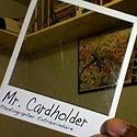 Polaroid Style Cards