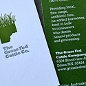 The Grass Fed Cattle Company