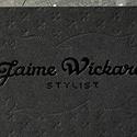 Jaime Wickard Letterpress
