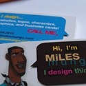 Miles Mungo Original Card