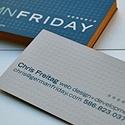 German Friday Card