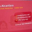 Lea Alcantara