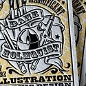 Artwork Letterpress Design
