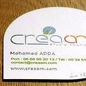 Creaam Business Card