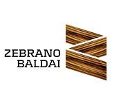 Zebrano Baldai