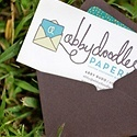 Envelope Shaped Cards