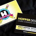 Hopper Design Card