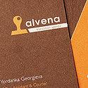 Alvena Business Card