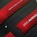 Areil Barrios - Personal Business Card