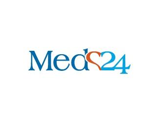 Med 24 logo