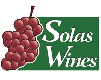 Solas Wines logo