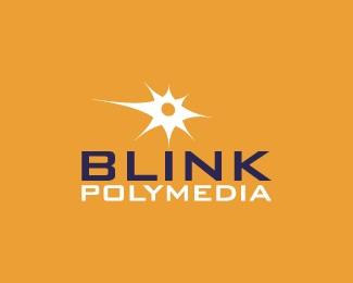 Blink Polymedia logo
