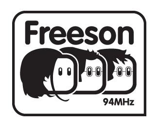Freeson logo