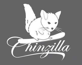 Chinzilla logo