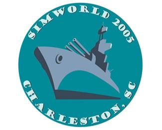 Simworld 2005 logo