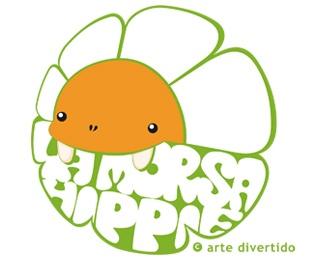 La Morsa Hippie logo