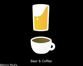 Beer & Amp; Coffee logo