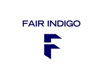 Fair Indigo logo