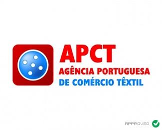 button,textile logo