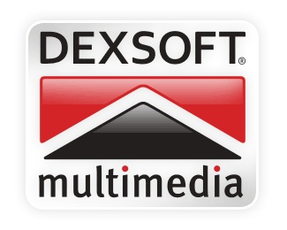 rainfall,dexsoft logo