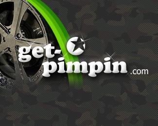 black,bling,camo,pimp,pimpin logo