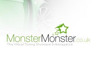 green,monstermonster logo