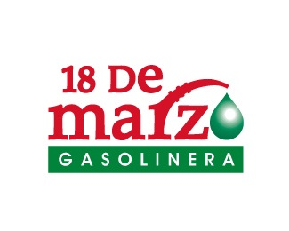 18 De Marzo logo