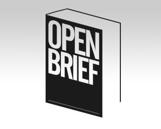design,open,brief,open brief,web site logo