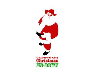 illustration,logo,santa,shane,santa clause logo