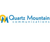 Quartz Mountain Communications Logo