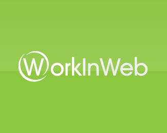 Work In Web logo