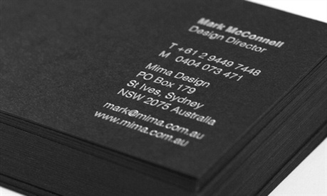 Business Card Designs business card