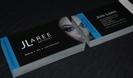 Artistry Business Cards business card