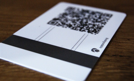 Biodegradable Plastic Design business card
