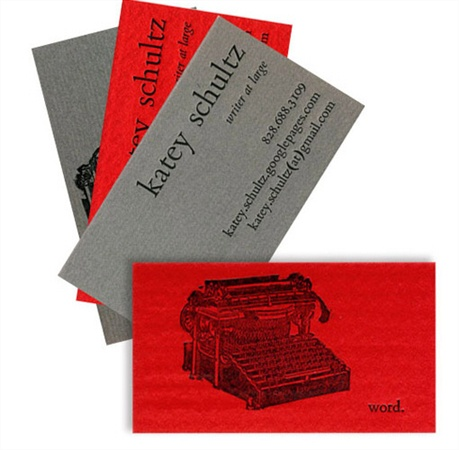 Custom Business Cards business card