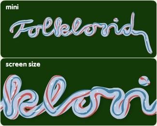 Folklorid logo