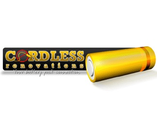 3d,battery,black,yellow logo