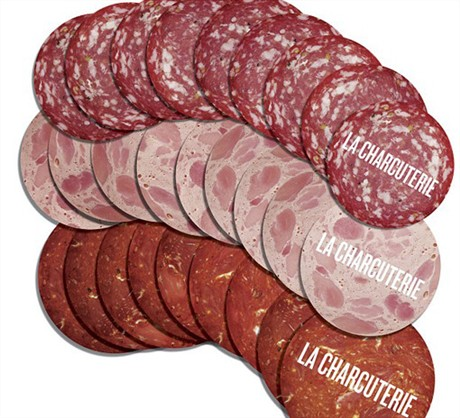 Deli Meat business card