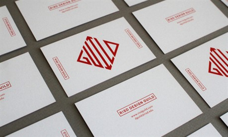 Design Guild Card business card