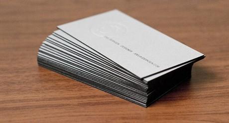 Designer Identity Cards business card