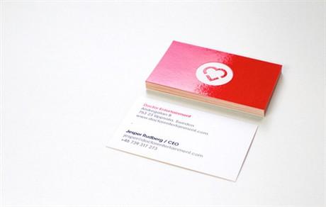 Doctor Entertainment Design business card