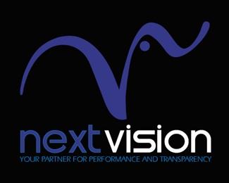 blue,development,curve,vision,agency logo