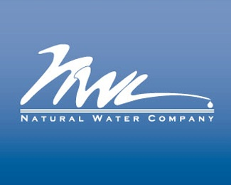 blue,water,waves logo