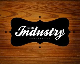 industry,fashion,clothing,boutique,seattle logo
