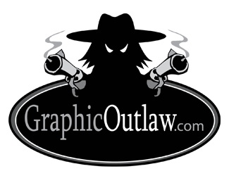 graphic,grap,graphicoutlaw,outlaw logo